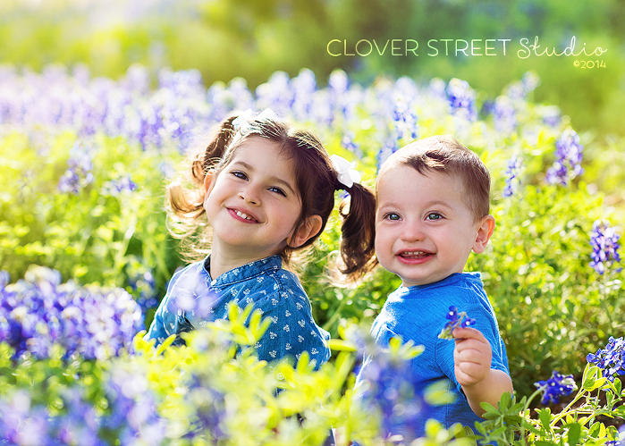 Kids portrait photography in Houston, Texas